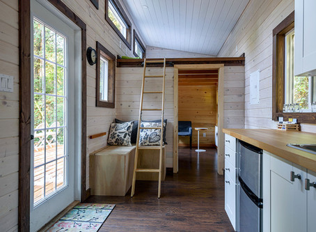 Tiny Homes At Red Sky - zoned both residential and recreation...
