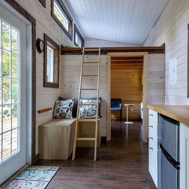 Tiny Homes At Red Sky