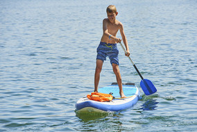 Spring-fed Waters - Swim, Paddle