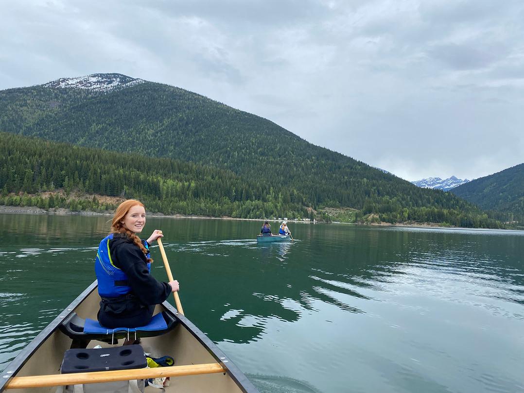 Onsite Canoe Rentals