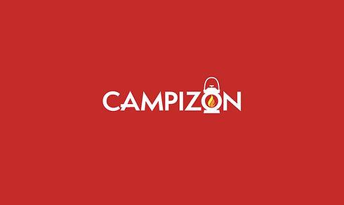 Campizon brand logo design