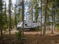 RV lot at Pinnacle Trails