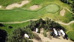 A Golfer's Dream RV Resort Campsite…