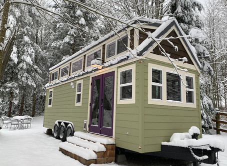 Size Matter? Not If You're A Tiny Home Fan...
