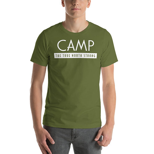 CAMP True North Strong Short-Sleeve Unisex T-Shirt