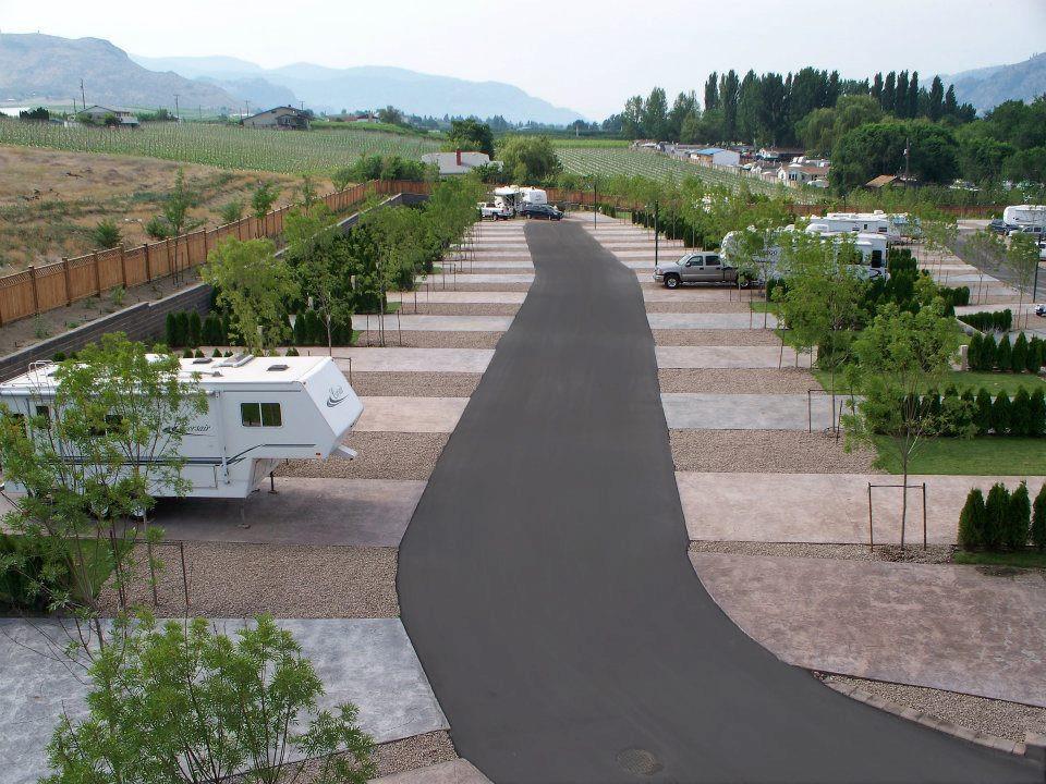 RV Resort Lot Properties