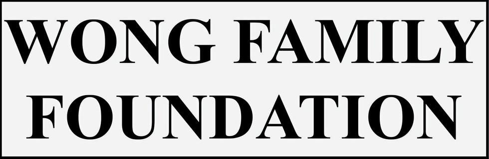 Wong Family Foundation