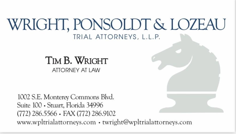 Wright, Ponsoldt & Lozeau Trial Attorneys LLP