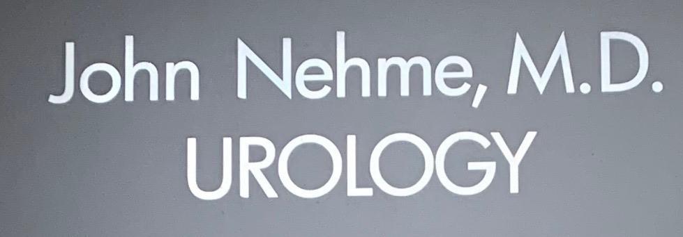 Dr. John Nehme, MD Urology