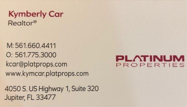 Platinum Properties - Kym Car
