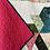 Thumbnail: Floral Twirl Lap Quilt
