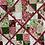 Thumbnail: Lattice Lap Quilt
