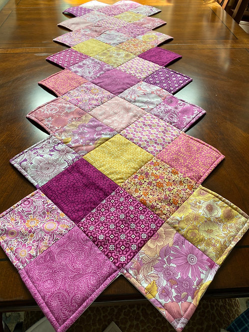 Purple PassionTable Runner