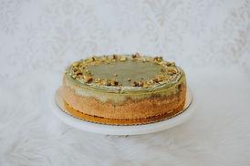 pistacia-cheesecake