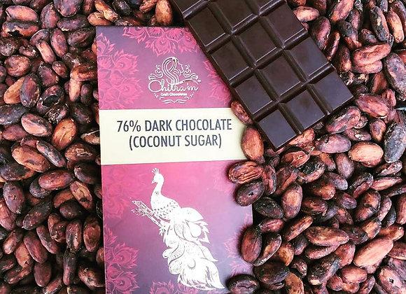 76% Dark Chocolate