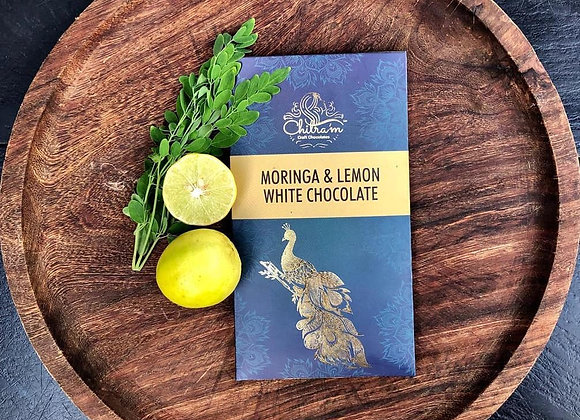 Moringa & Lemon White Chocolate
