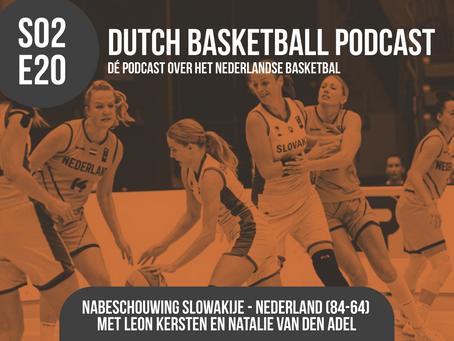 S02E20 - Nabeschouwing Slowakije - Nederland (EK-kwalificatie)