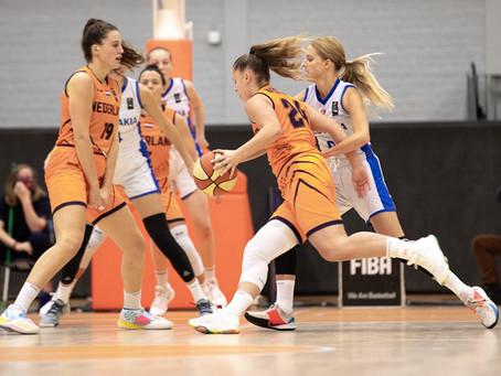 Orange Lions verliezen eerste bubbel-wedstrijd van Slowakije