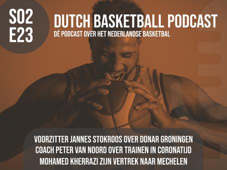 S02E23 - Jannes Stokroos, Peter van Noord en Mohamed Kherrazi
