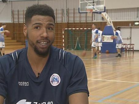 Mohamed Kherrazi traint mee met Zeeuw & Zeeuw Feyenoord
