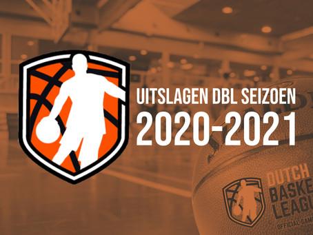 Uitslagen DBL 2020-2021