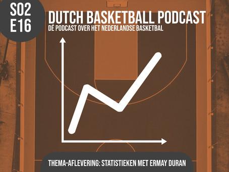 S02E16 - Data & statistieken (met Ermay Duran)