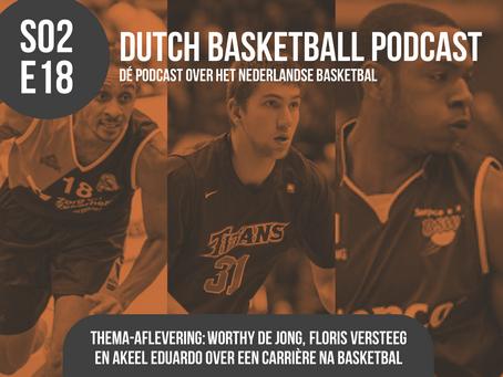 S02E18 - Basketbal vs. maatschappelijke carrière