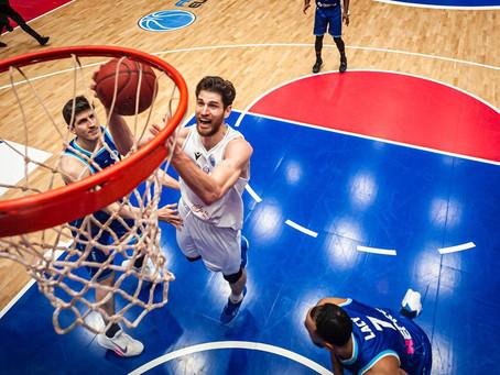 Heroes Den Bosch wint van Donar in kraker FIBA Europe Cup