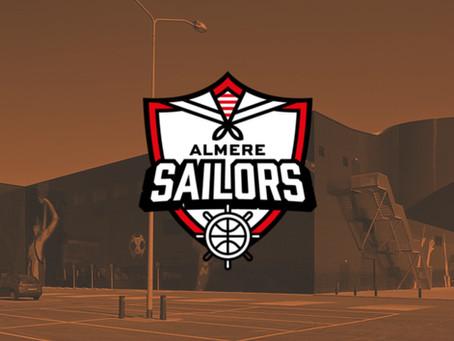 Almere Sailors krijgt definitieve licentie