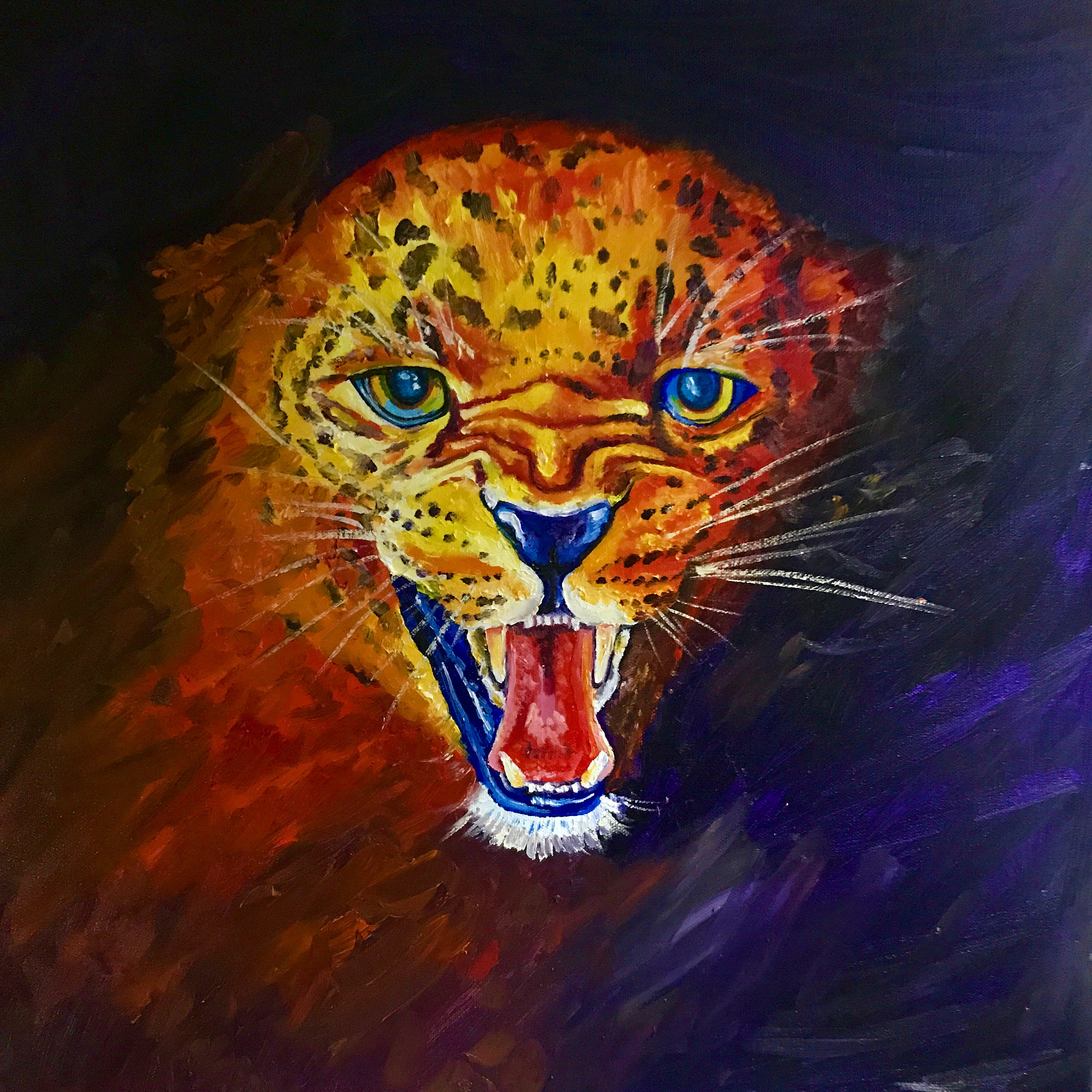 Fierce Jaguar, sold.jpg