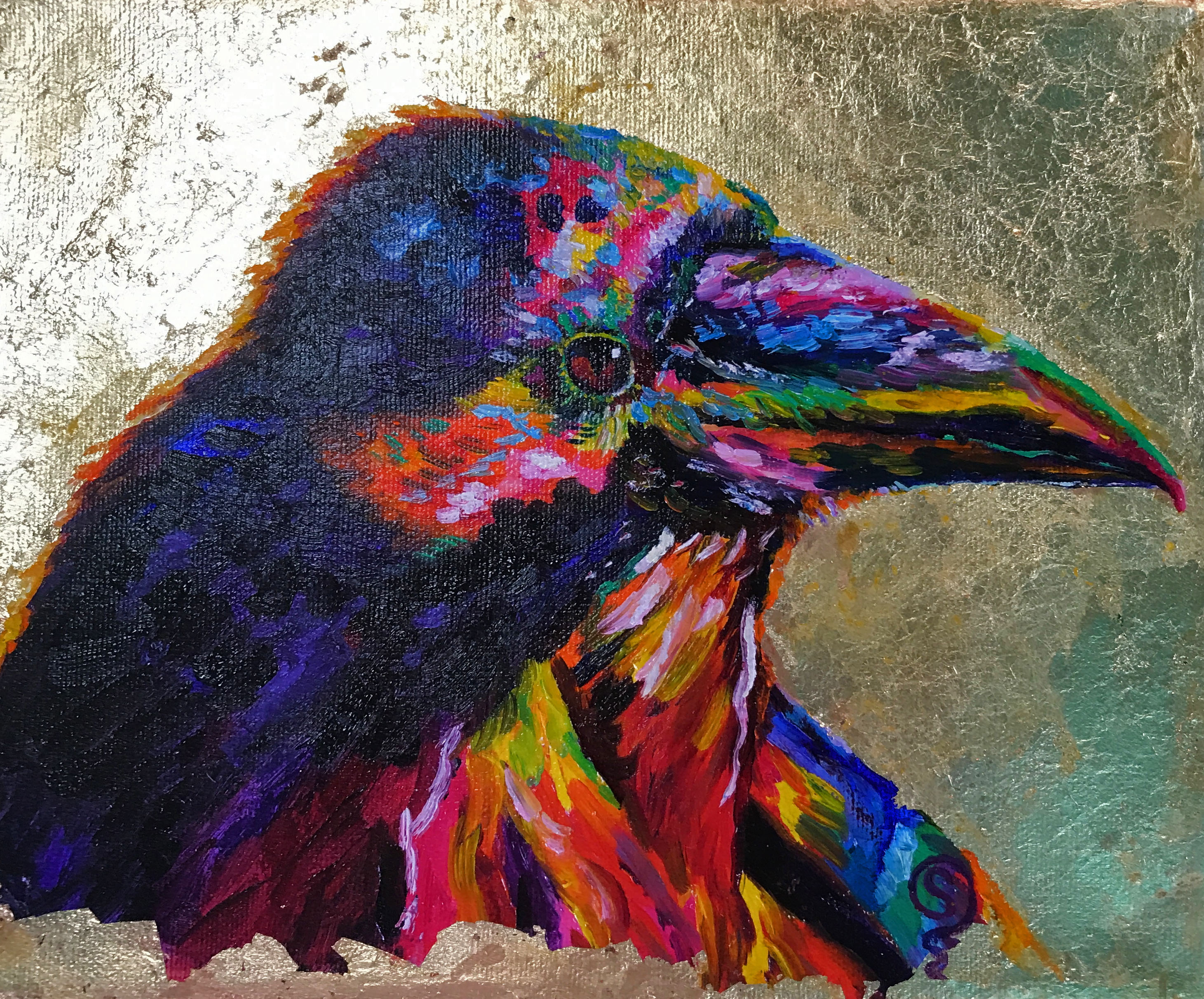 gold raven, sold.jpg