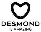 Desmond Napoles Desmond is Amazing Logo