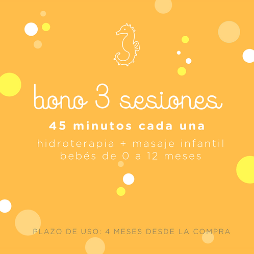 Abonament 3 sessions