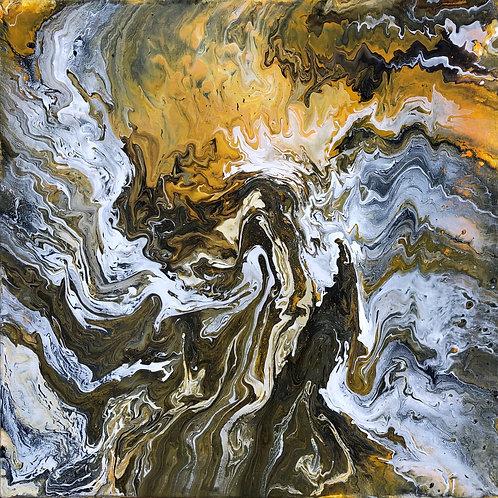 Flowscape | Tryptych