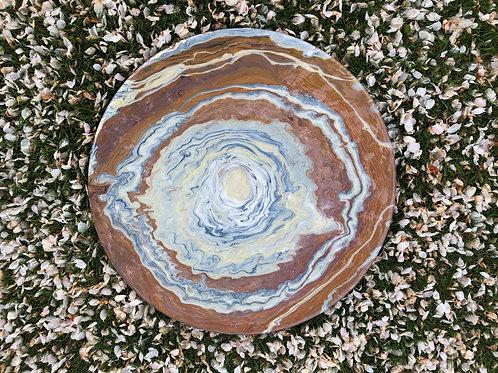 Brown Geode