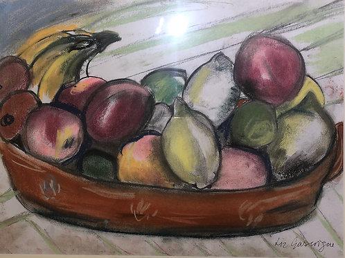 Candlelit Fruit