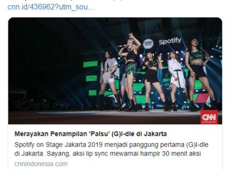 Artikel CNN Indonesia Menyulut Amarah Ratusan Penggemar K-Pop