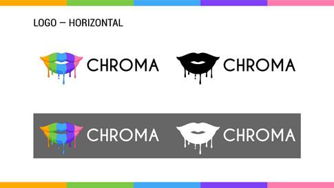 Chroma Brand Guidelines - Logo Horizontal