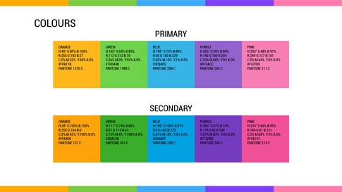 Chroma Brand Guidelines - Colours