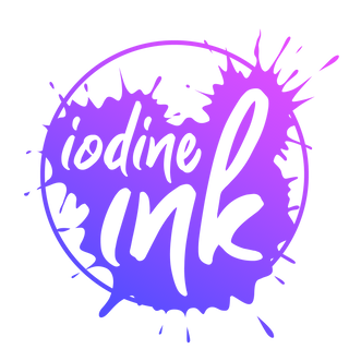 Iodine Ink - Transparent Colour