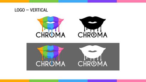 Chroma Brand Guidelines - Logo Vertical