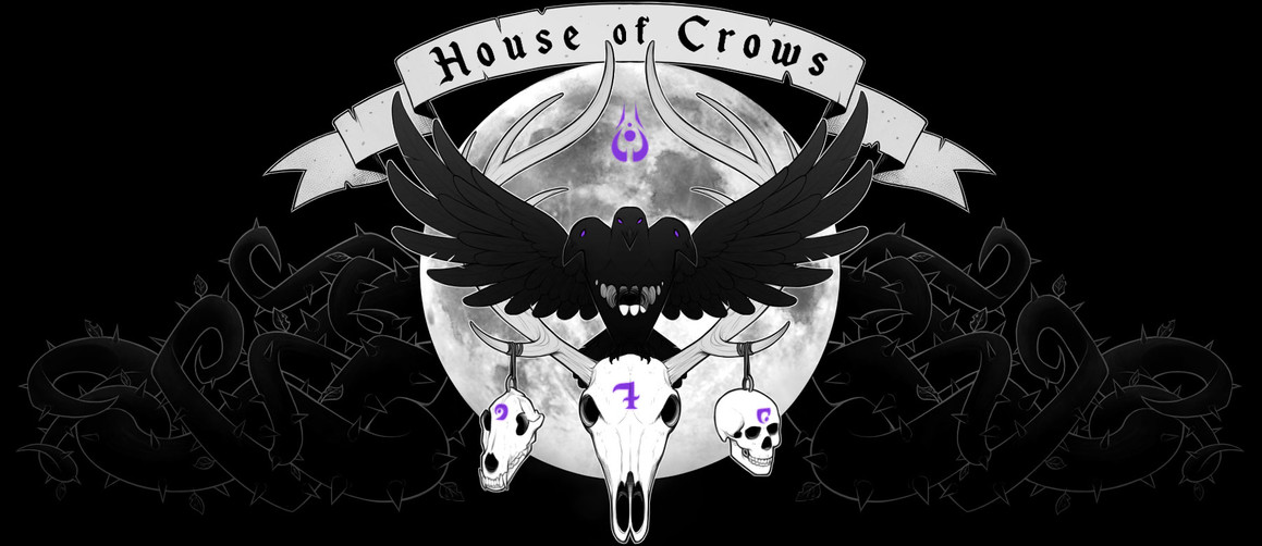 House of Crows - Banner