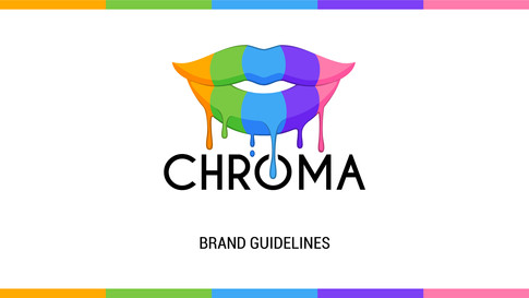Chroma Brand Guidelines - Front Page
