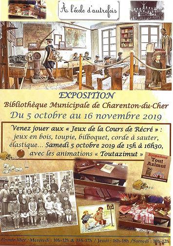 affiche_expo_école_d'autrefois_2019_JPG.