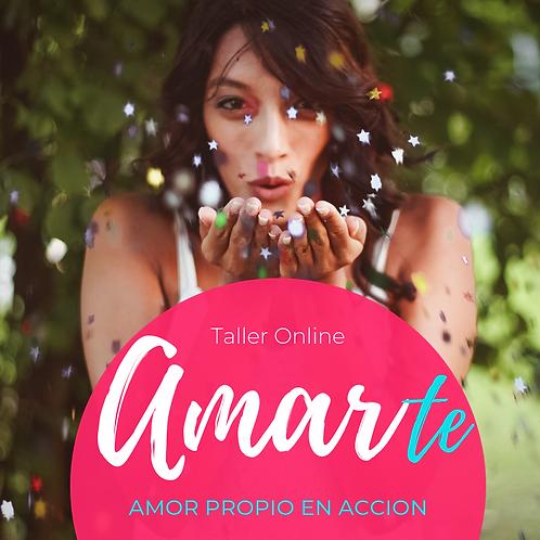 CURSO: AMARTE AMOR PROPIO EN ACCION