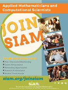 Join SIAM print poster