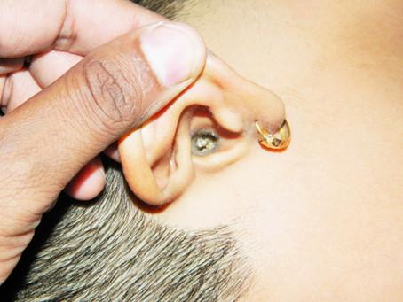 Kulak Kiri Tıkanmasını Gidermede Damlalar