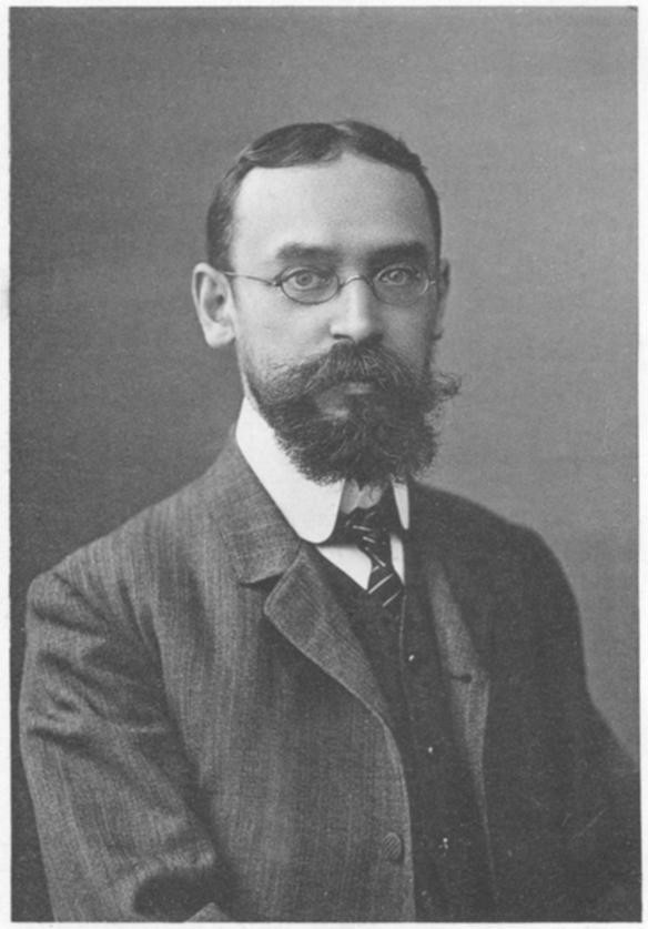 Dr. Hermann Johannes Pfannenstiel 1862 Berlin - 1909 Kiel