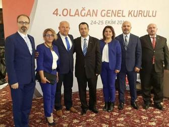 AHEF Yeni Yönetimini Seçti