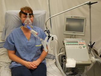 Üst Karın Cerrahisinden Sonra Akut Solunum Yetmezliğine Karşı Non-invazif Pozitif Basınçlı Solunum